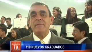 Noticia Graduaduados Universidad Católica de Pereira