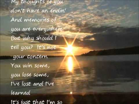The Love We Had (Stays On My Mind) by The Dells with Lyrics