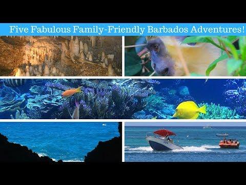 Five Family-Friendly Barbados Adventures