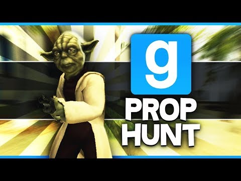 YOU WERE IN THE WALL!!! | Gmod Prop Hunt Funny Moments
