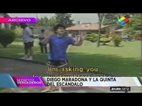 Maradona y la quinta de Moreno: el curioso final de aquel recordado lugar