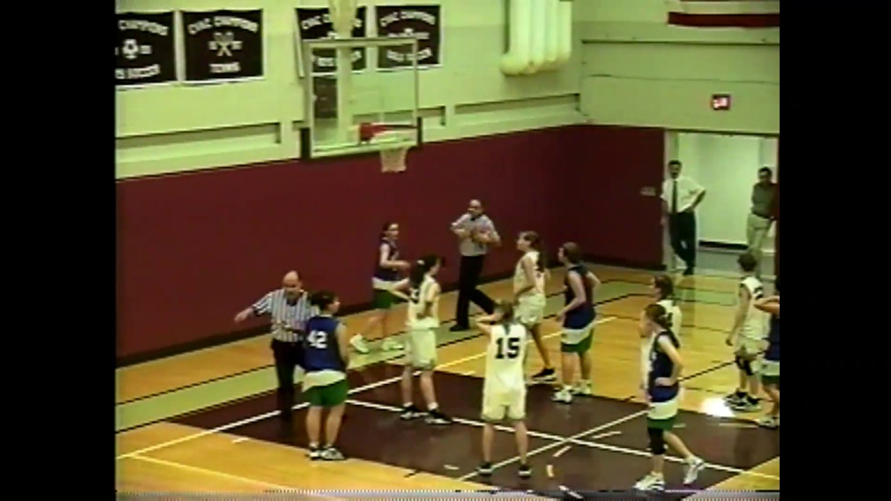 NCCS - Seton Catholic Girls  12-9-98