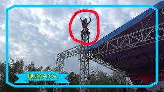Download Video Atraksi Yosika Bujang Ganong Di Acara Tasyakuran Warga Baru PSHT MP3 3GP MP4
