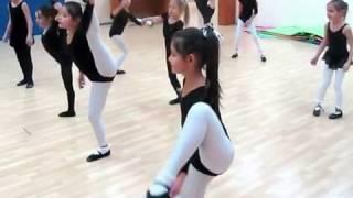 Детские танцы Казань. Дети танцуют в Казани.