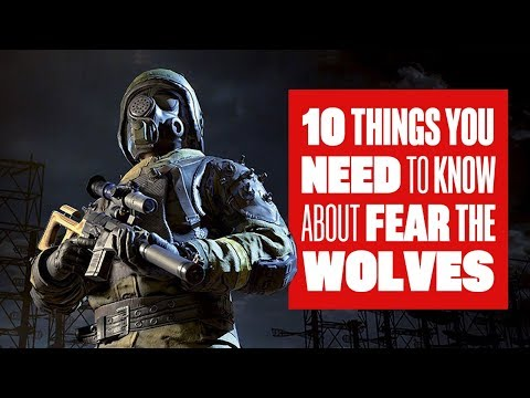 10 Thing You Need To Know About Fear The Wolves