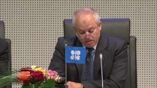 Opening Session - 163rd OPEC Meeting