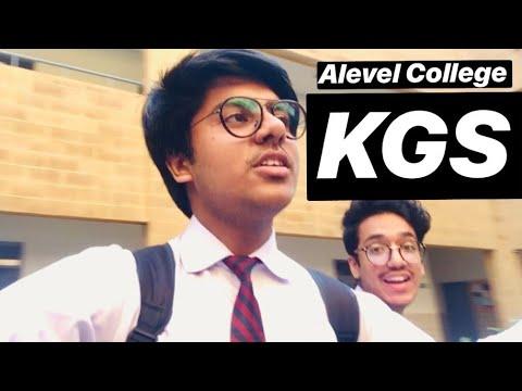 Alevel College | KGS (Karachi Grammar School)
