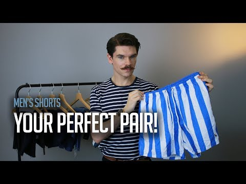Men's Shorts: The Best Style For You!
