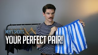 Men's Shorts Guide | How To Wear Them