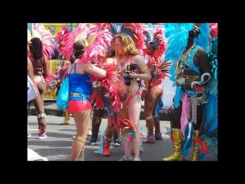 Port of Spain (Trinidad) Carnival 2014