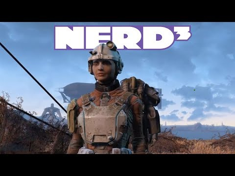 Nerd³ Builds a Castle - Fallout 4 - 30 Dec 2018 thumbnail