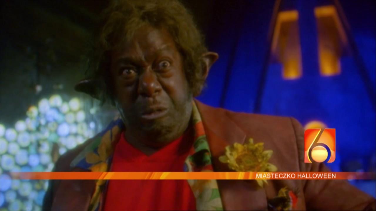 """Saga """"Miasteczko Halloween"""" w Szóstce (TV6) w każdą sobotę lipca."""