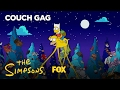 Simpsons Time Couch Gag | Season 28 | THE SIMPSONS