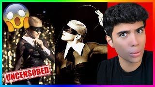 Madonna - Erotica (Original Uncut Video) Reaction (OMG)
