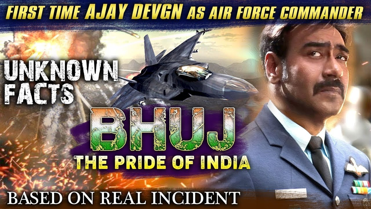 Bhuj The Pride Of India - Ajay Devgn Next Film With Sanjay ...