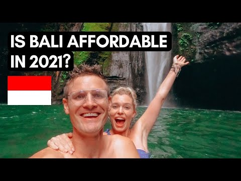 Is BALI affordable?   What it COSTS us to live here for 1 MONTH in 2021   #Vlog 128