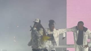Missy Elliott - I'm Really Hot (FYF, Los Angeles CA 7/21/17)