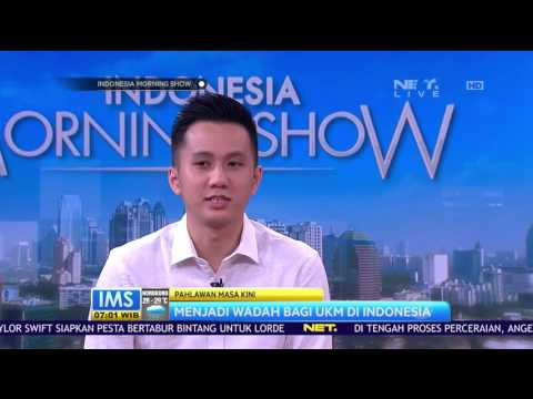 Talk Show dengan Benny Fajarai Qlapa com