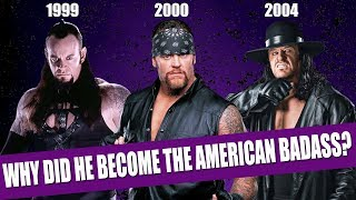 Why Did The Undertaker Become The American Badass?