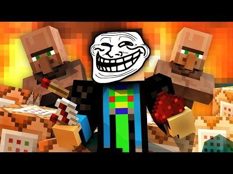 Minecraft TROLLING SPECIAL l APRILSCHERZE für die GOMMUNITY
