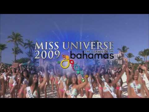Miss Universe soundtracks, crowning and 1st walk (Orenté)