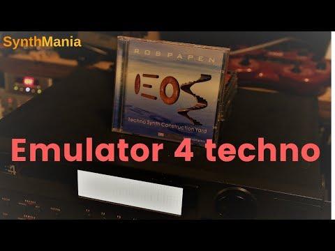 Emulator 4 techno Oct 2018