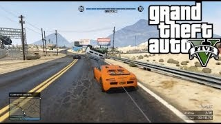 GTA 5: RACING WITH FRIENDS #1 FEAT. XPERTTHIEF AND MEDIUMBLUE (GTA Online)