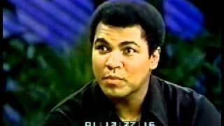 Muhammad Ali About Earnie Shavers HARDEST PUNCHER.flv