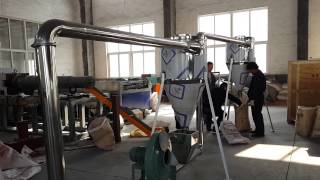 Latvia Customer Recycled Pp And Wood Granulating Machine/ Pp Wpc Granulating Pelletizing Machine