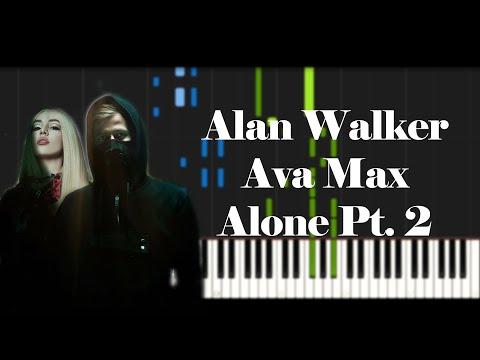alan-walker-&-ava-max---alone-pt.-ii-piano-cover-+-[midi]