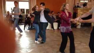 Balboa Castle Camp 2013: Mickey and Kelly: Slow Balboa