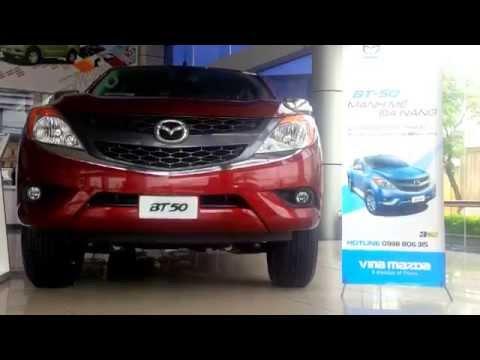 Xe Mazda BT50 chính hãng Xe Mạnh Nhất Phân Khúc Pickup
