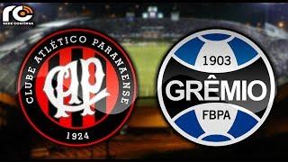 Atlético PR x Grêmio | AO VIVO | Copa do Brasil thumbnail