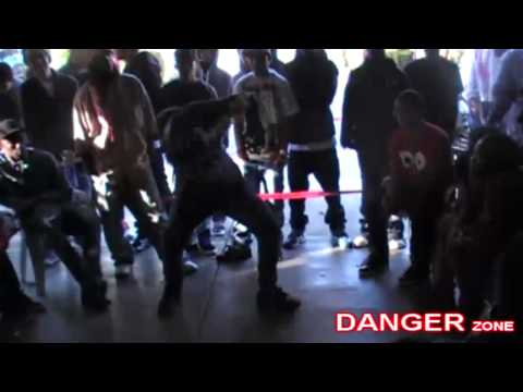 DANGER ZONE: SCORPION VS FRACTURE