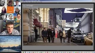 Городские пейзажи. Стрит-фотография. Москва. Как снимать город. Что снимать на улицах(, 2018-04-04T04:06:37.000Z)