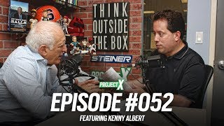 Project X Episode 052 - Kenny Albert, Sports Broadcaster