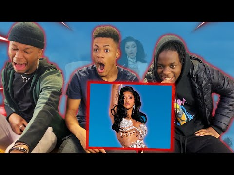 Cardi B – Up [Official Music Video] ( Reaction)