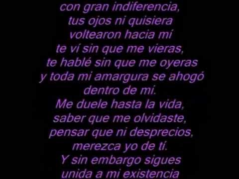cien años Pedro Infante (letra)