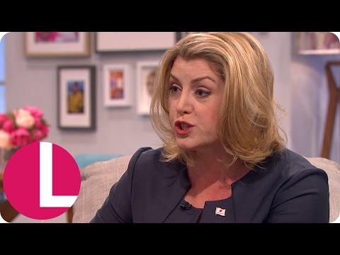 Tory Minister Penny Mordaunt Talks Brexit | Lorraine