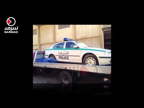 العثور على دورية شرطة عراقية داخل الكويت على الدائري السادس