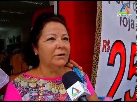 (JC 08/03/16) Banda De Música Da PM Faz Homenagem às Mulheres No Calçadão Da Wenceslau Braz
