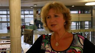 Solving linguistic puzzles – big and small: Maria Koptjevskaja-Tamm Interview SLE thumbnail