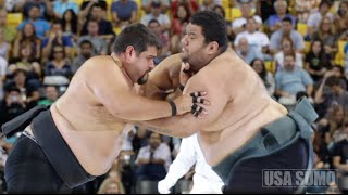 2015 US SUMO OPEN - Official Teaser