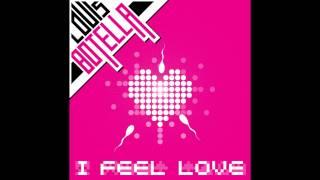 Luis Botella - I feel Love (Jerry Ropero & Michi Lange Remix)