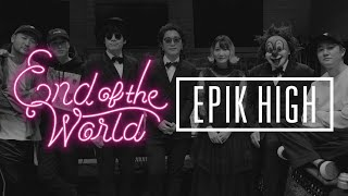 EPIK HIGH X End of the World (SEKAI NO OWARI) announce their long-a...