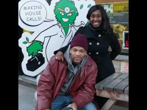 DJ Red Boy & Terri P , Valentine's Day at The Bush Doctor Juice Bar