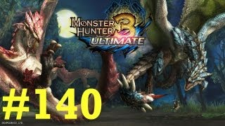 Monster Hunter 3 Ultimate - Online Quests -- Part 140: Sight Unseen