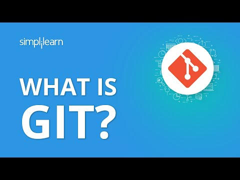 What Is Git? | What Is Git And How To Use It | Learn Git | Git Tutorial | DevOps Tools | Simplilearn