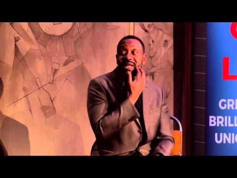 Lenny Henry's all time favourite comedians