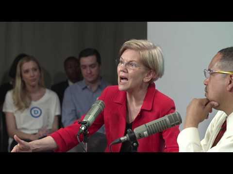Dems Live - Sen. Elizabeth Warren
